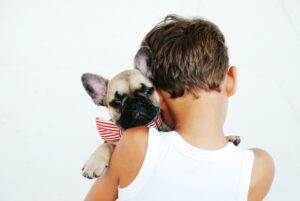 Pet dogs may improve social-emotional development in kids