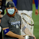 ESPN: Justin Turner of Los Angeles Dodgers pulled from World Series after positive COVID-19 test