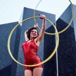 US News: Two Sisters, a Giant Hula Hoop and a New Vision