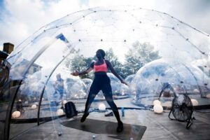 New York Mag: How Safe Are Group Fitness Classes Right Now?