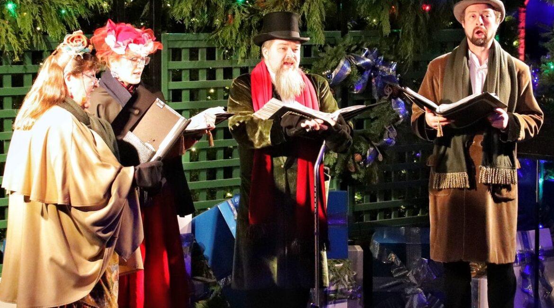 holiday plays Christmas carol new york times ny theater