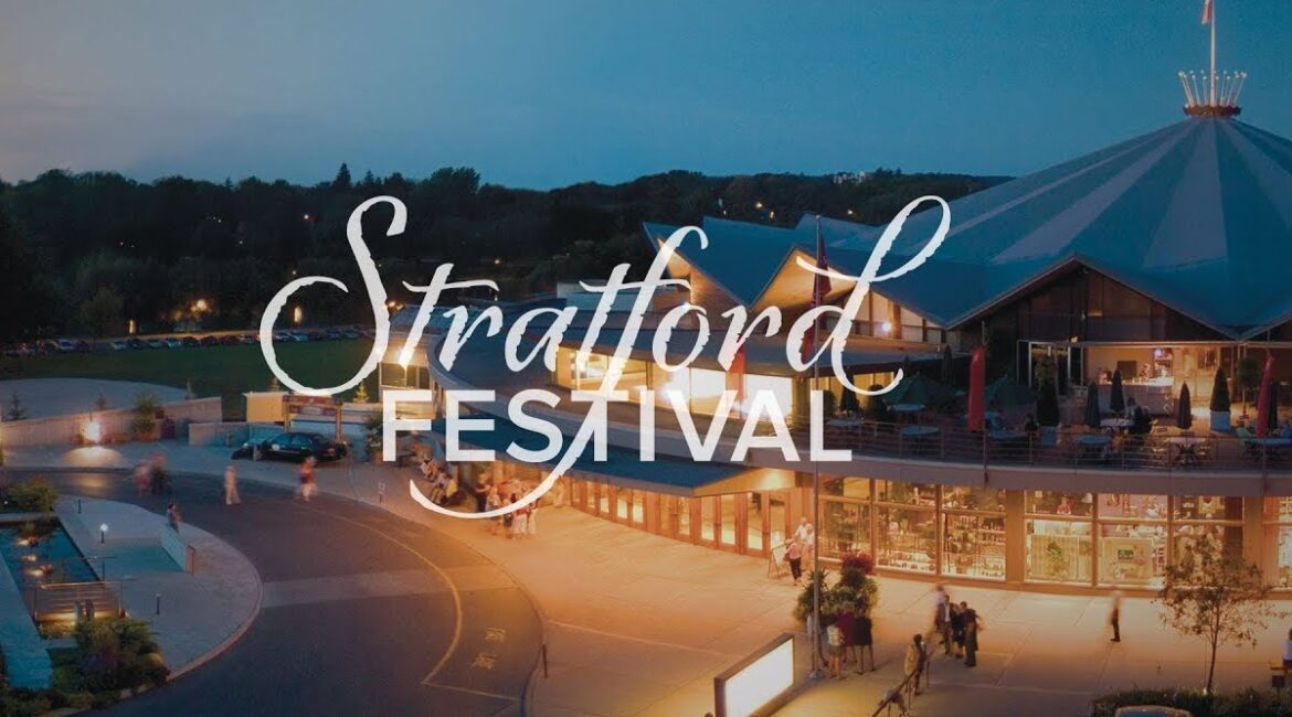 stratford festival Canada Shakespeare plays streaming